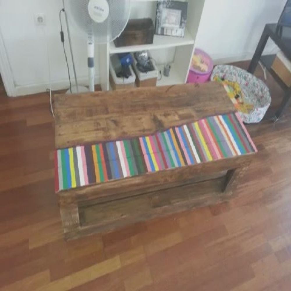 Mesas Con Palets Impresionanteo Hacer Mesa Con Palets Reciclados Diy Table With