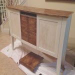 Muebles Pintados A La Tiza Impresionantehow To Paint With Chalk Paint Mommy Is Coo Coo