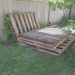 Sofa Palets Impresionantetemporary Outdoor Sofa With Pallets