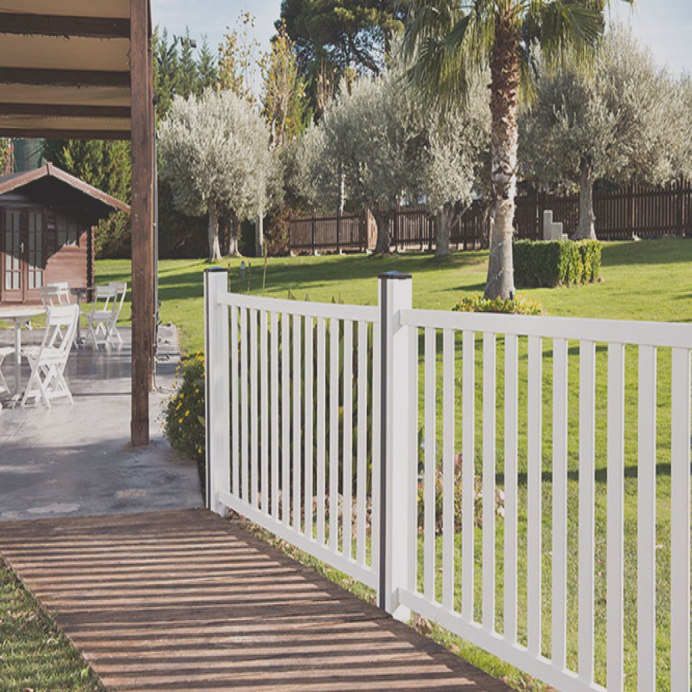 pvc fencing and garden products