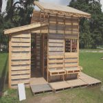 Casa Palet Lo Mejor Dea House For Refugees Made From 100 Shipping Pallets