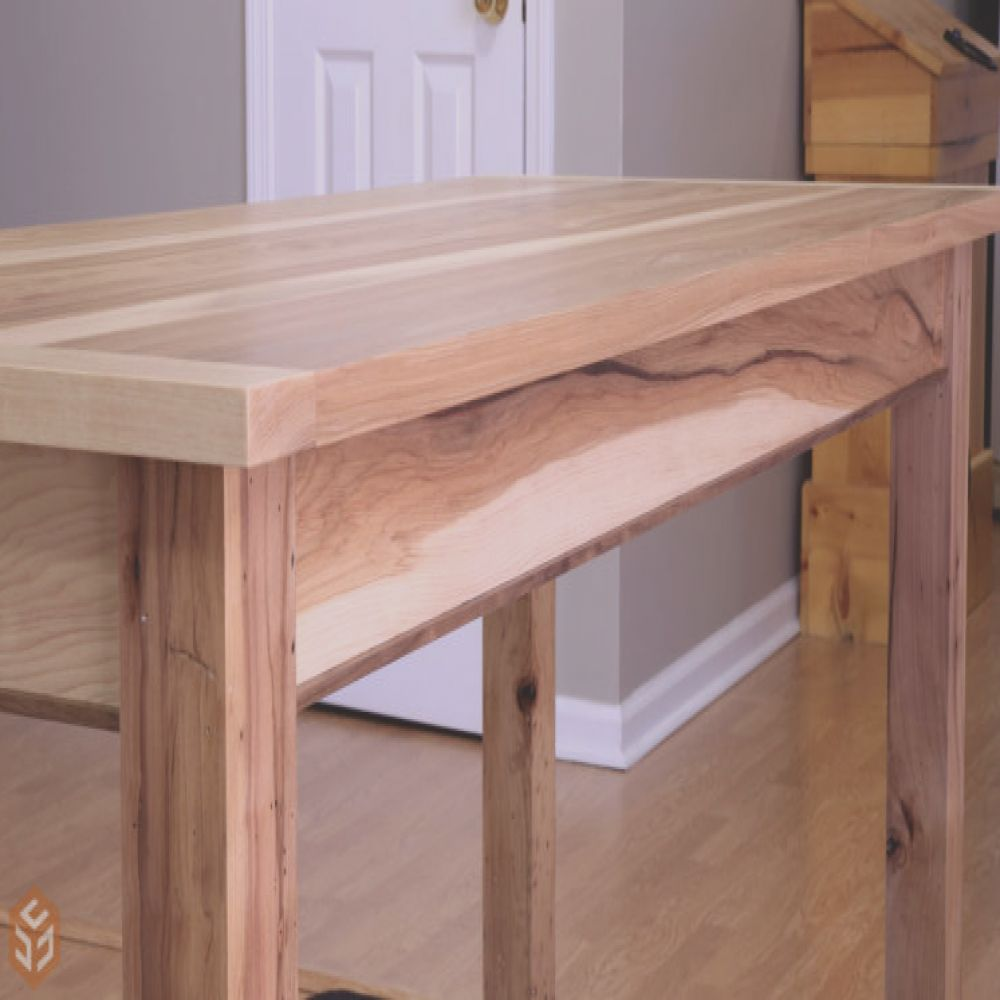 how to build a dining table