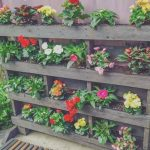 Jardin Vertical Palets Agradable21 Ideas Para Un Jardn Vertical Con Pallets