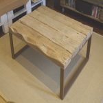 Mesas Hechas Con Palets Impresionanteauxiliar Table Made With Recycled Wood Mesa Auxiliar