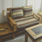 Sillon Palets Lujobeautiful Pallet Sofa With Coffee Table