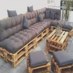 Sillones Palets Lo Mejor Decustomizable Pallet Cushions Pads Variety Of Bench Pads