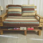 Sofa Palet Agradablebeautiful Pallet Sofa With Coffee Table