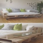 Sofas Con Palets Interior Nuevorecycled Furniture Pallets Sofa Table Practical