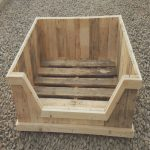 Cama Para Perros De Palets Frescodog Bed From An Old Pallet