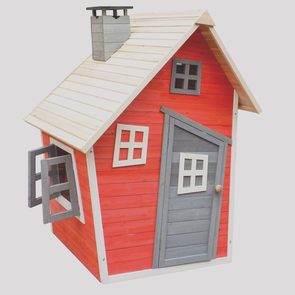 Casitas de madera para ninos baratas Play houses Wooden playhouse Shed