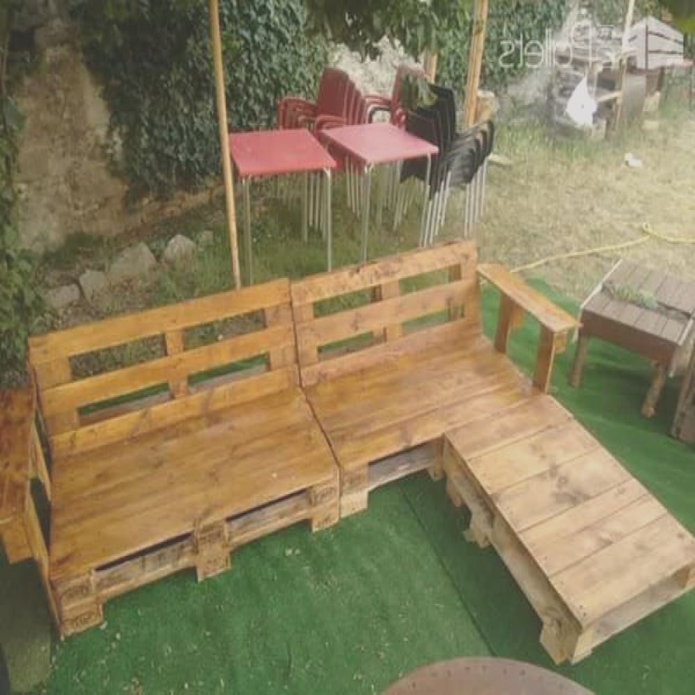 pallet chillout zone