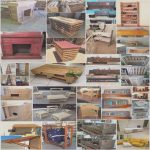 Hacer Cosas Con Palets Bricolaje Impresionantefabulous Reusing Ideas With Old Wood Pallets