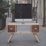 Mesa Tv Palets Inspiradormueble De Tv Don Draper Paletos