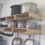 Pared Palets Lo Mejor Detop 30 The Best Diy Pallet Projects For Kitchen Amazing