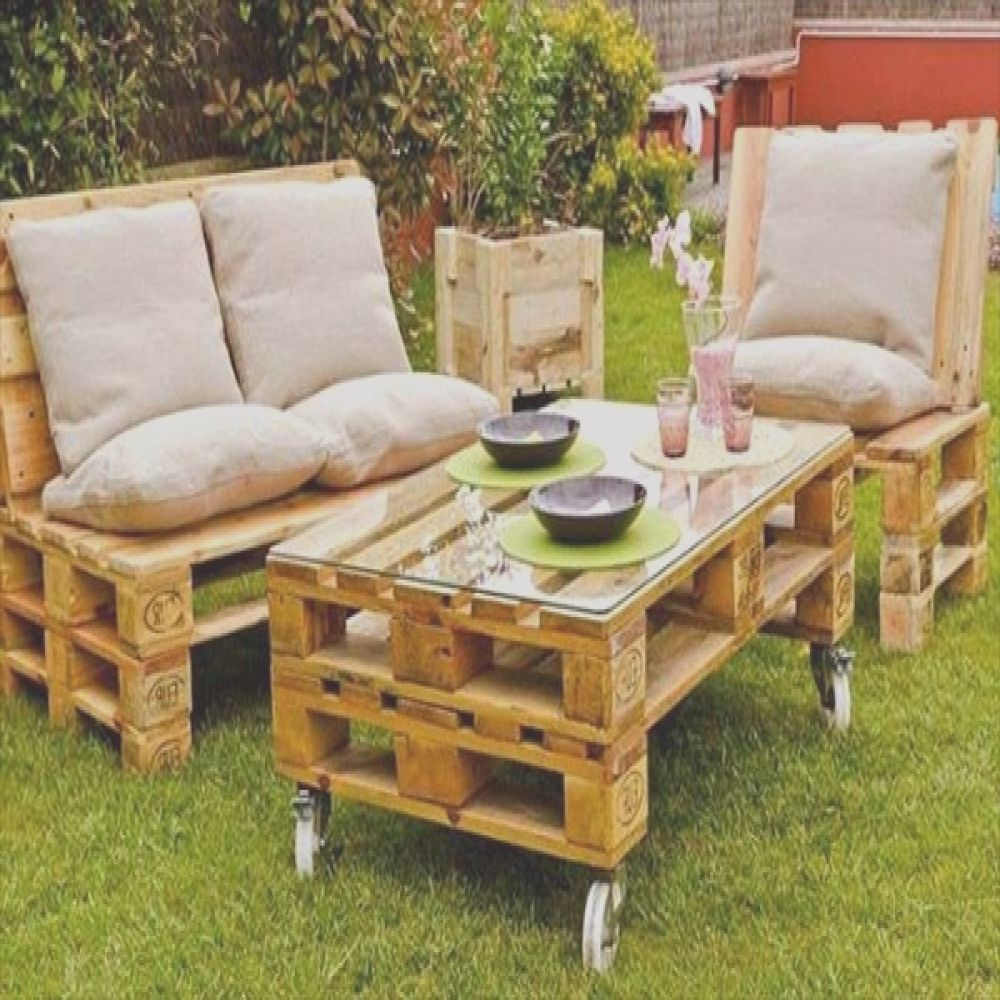 fascinating pallet couches