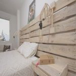 Cabezal Palets Nuevoreclaimed Wooden Headboard Custom Made by order Pallet