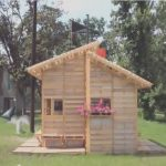 Casa Con Palets Elegante$500 Pallet House Is 256sqft Of Tiny Living Perfection
