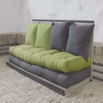 Fouton Nuevotatami Futon Sofabed Simply Designed Impossibly Fortable