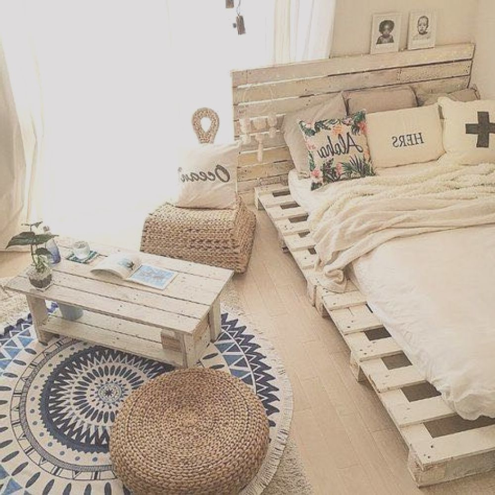 o hacer muebles con palets