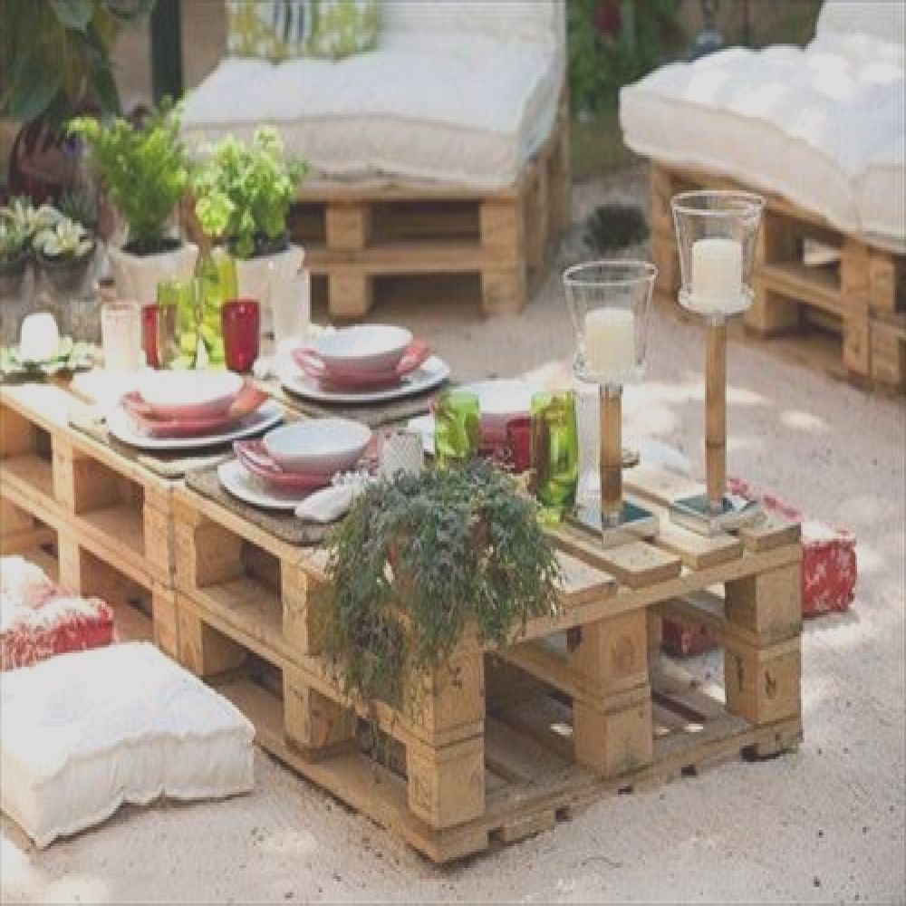 creative uses for old wood pallets for home