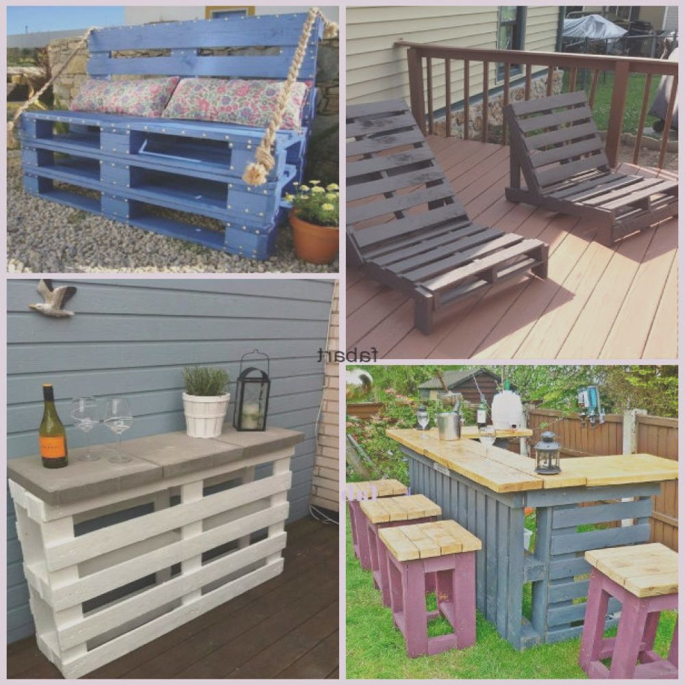 fabartdiy diy outdoor pallet furniture ideas and tutorials f