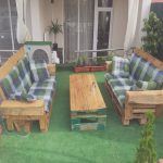 Ideas Palets Exterior Lo Mejor Deoutdoor Furniture Made With Pallets