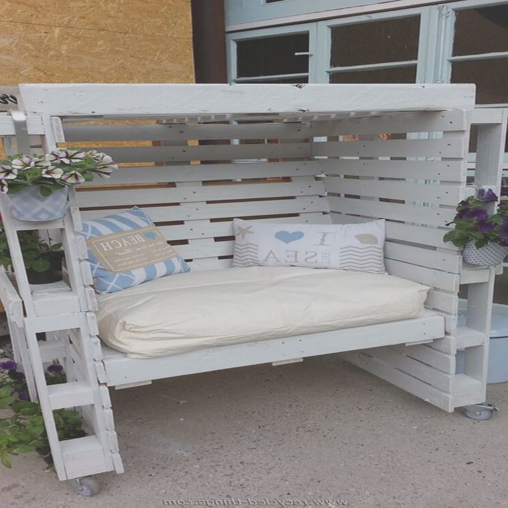 best outdoor pallet furniture ideas