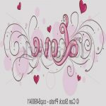 Love Letras Para Dibujar Agradablelove Lettering Cute Lettering Featuring The Word Love