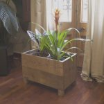 Maceteros Hechos Con Palets Impresionanteplanter Made With Recycled Wood Macetero Hecho Con