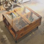Mesas Palet Inspiradorlet's Table This – Glass Top Pallet Table