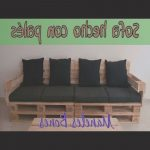 Sofás Con Palets Agradablepallets Couch Sofá Hecho Con Palés