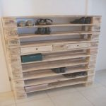 Zapatero Hecho Con Palets Agradableshoe Storage