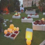 Zona Chill Out Con Palets Agradableeres Eventos Zona Chill Out Para El Jardn