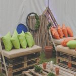 Zona Chill Out Con Palets Inspiradorchill Out Con Palets Diseños Geniales Que Puedes Hacer