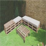 Zona Chill Out Con Palets Lo Mejor De20 Pascher Chill Out Palets Stock
