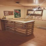 Bar Palets Impresionante87 Epic Pallet Bar Ideas To Embrace For Your Event