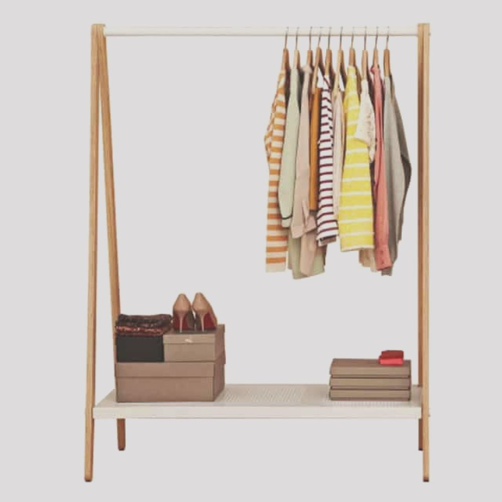 clever clothes and shoe racks
