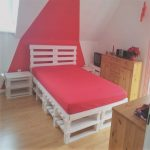 Camas Con Tarimas Nuevorecycled Wood Pallet Bed Projects