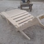 Chaise Longue Palets Eleganterelaxing Outdoor Pallet Chaise Lounge Chair