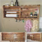 Cocina Palets Impresionantepallet Furniture Ebay Palletfurniture