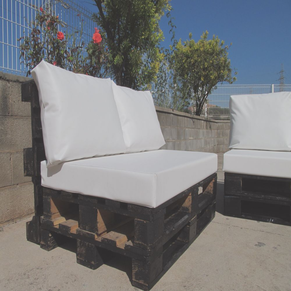 cojin palet asiento