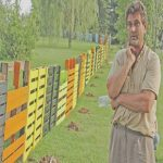 Ideas Para Hacer Vallas Inspirador16 Wood Pallet Fence Ideas