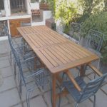 Mesas Hechas Con Palet Únicotable Made With Pallets For Family Dinners • 1001 Pallets
