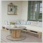 Muebles Con Palets Chill Out Agradablechill Out Con Pallets Y Bobinas Reciclados