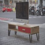 Muebles Tv Con Palets Inspiradormueble De Tv Kika Paletos