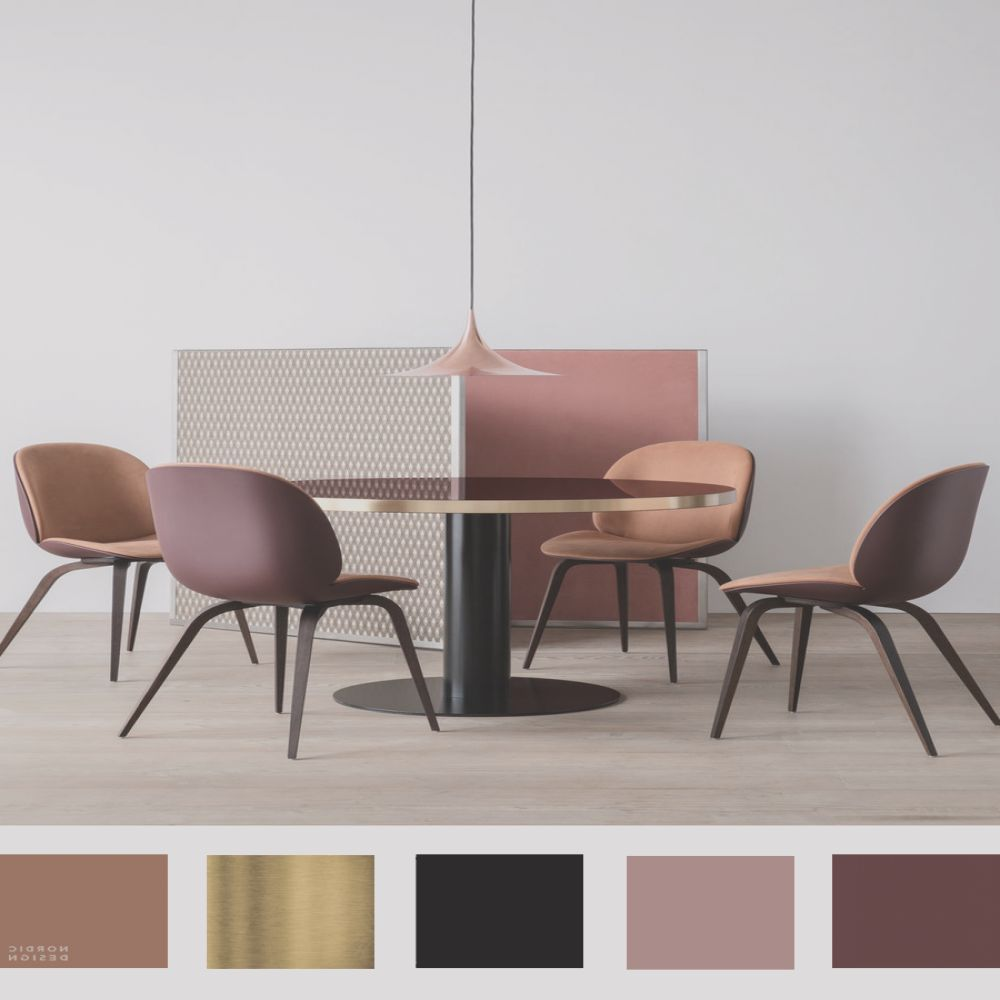 10 beautiful totally workable color palettes danish design powerhouse gubi