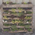 Palet Plantas Agradableperfect Planters Pallets Find New Life In The Garden