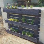Palet Plantas Elegantediy Wood Pallet Planter A Pact And Cost Effective