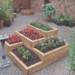 Palet Plantas Frescomake A Pallet Planter Box For Beautiful Cascading Flowers