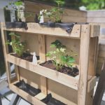 Palet Plantas Inspiradordiy Wood Pallet Planter A Pact And Cost Effective